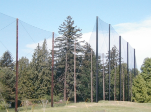 Custom Golf Netting Installation Oklahoma
