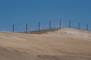 Landfill Fence Netting