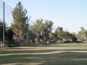 Golf Range Netting Installation