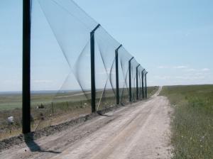Litter Fence Netting