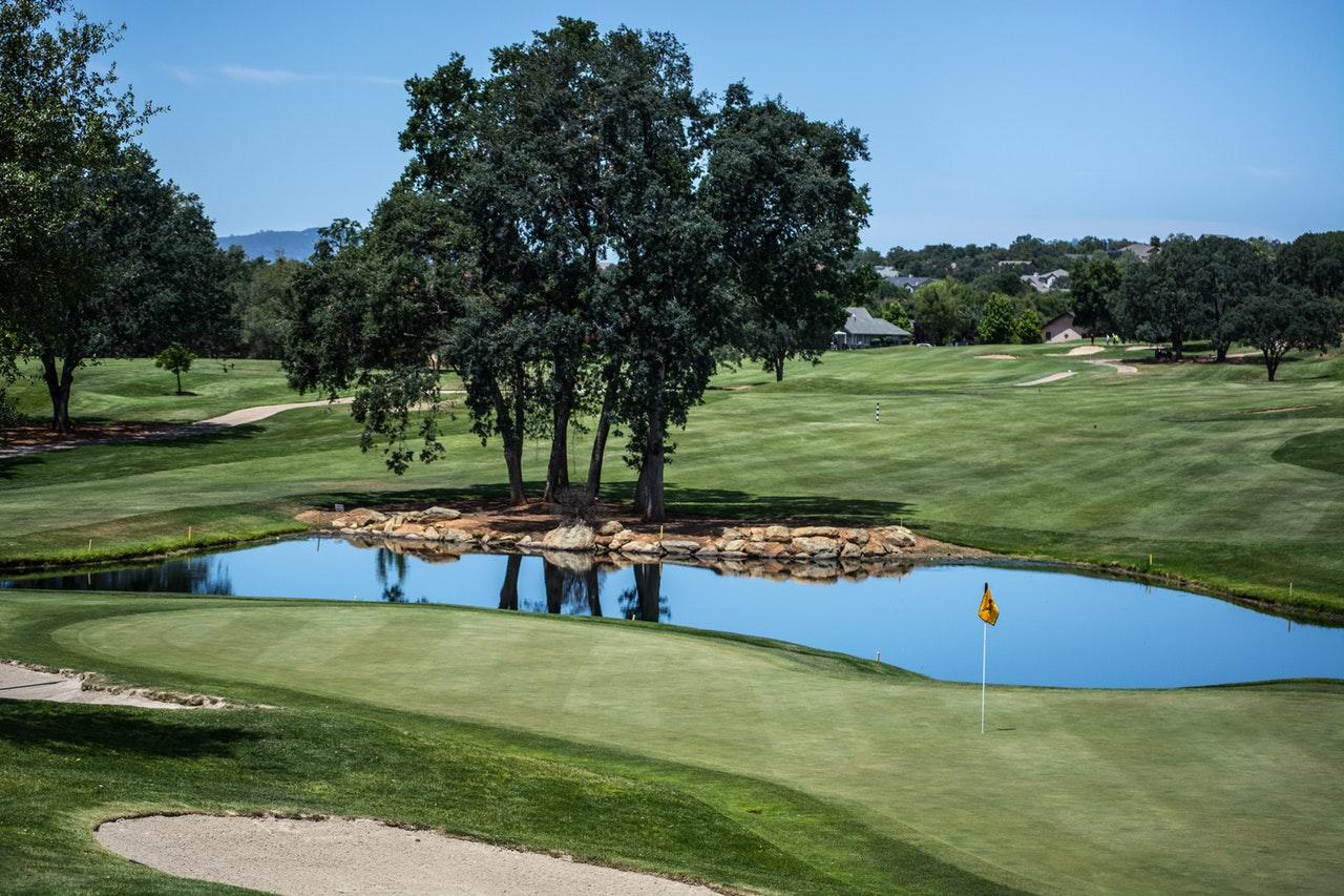 golf course netting installation service Minnesota